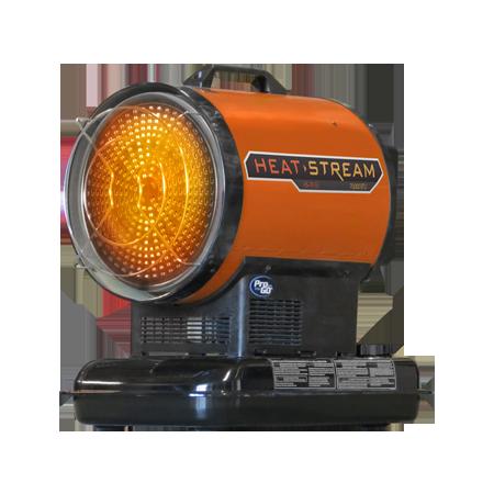 Silentdrive70r Diesel Kerosene Radiant Heater 70 000 Btu