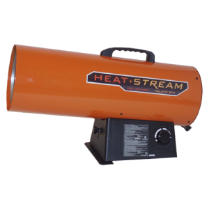 Propane Forced Air Torpedo Heaters